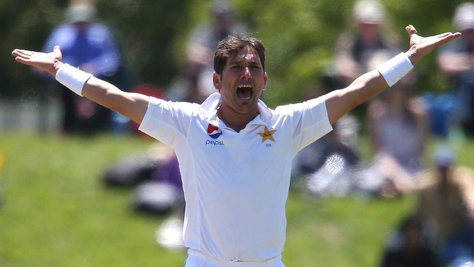 یاسر شاہ کے فٹنس مسائل کی وجہ سے ٹیم کے اعلان میں تاخیر