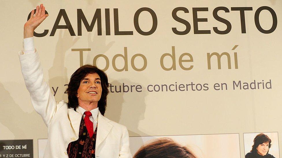 Camilo Sesto Las 5 Canciones Más Recordadas Del Cantante Español Bbc News Mundo