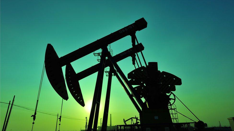El petróleo es finito, los datos no.