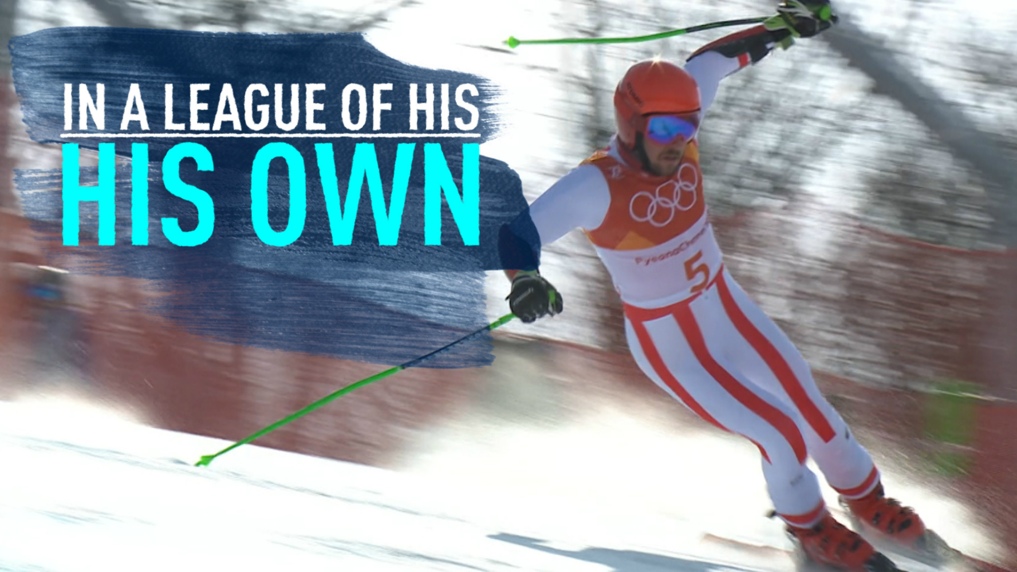 Winter Olympics: 'Fantastic' Marcel Hirscher secures second gold of Games