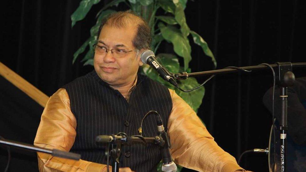 সুবীর নন্দী:একুশে পদকপ্রাপ্ত সংগীতশিল্পী মারা গেছেন