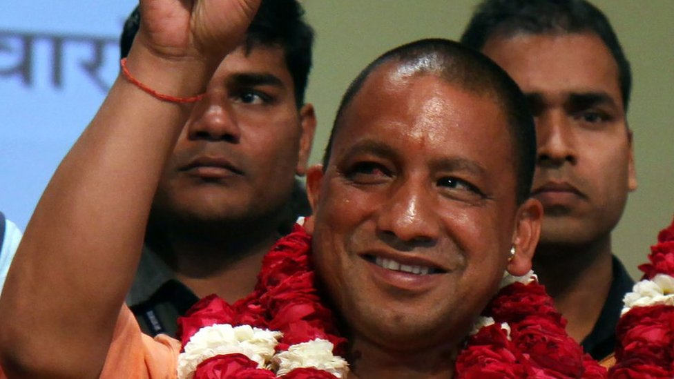 The Hindu hardliner running India's most populous state
