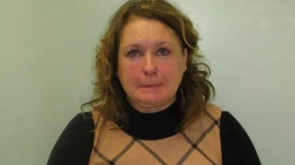 Woman Jailed over Facebook Birthday Message Death Crash