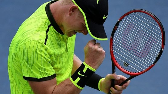 US Open 2016: Kyle Edmund through to US Open third round