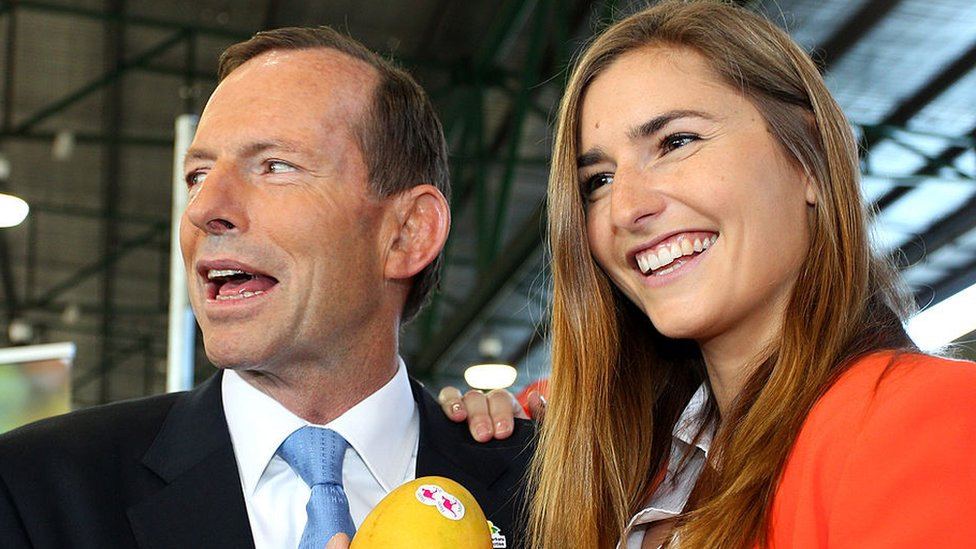 Tony Abbott's daughter appears in 'Yes' ad for gay marriage