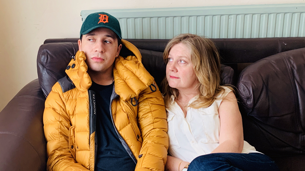 Housemates from hell - me and my 23-year-old son