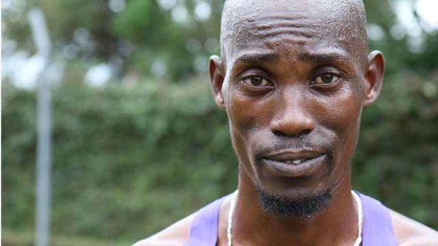 Team Refugee: Rio Olympic hopefuls running for a better life