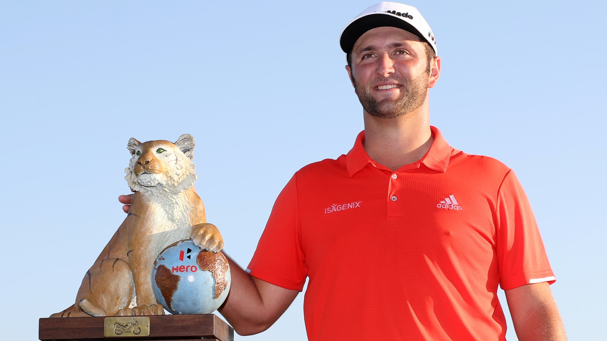 Rahm wins in Bahamas as Rose misses out on world number one spot