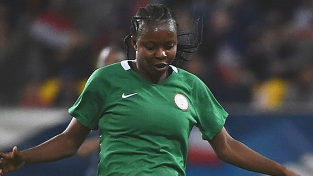Ngozi Okobi: Nigeria midfielder calls for more fixtures before Women's World Cup