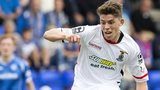 Inverness Caledonian Thistle midfielder Ryan Christie