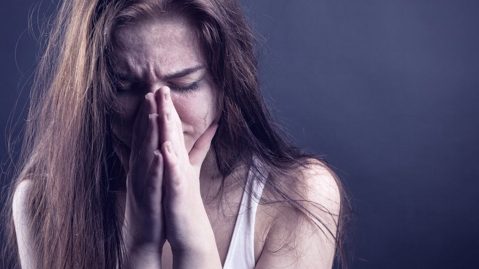 Domestic abuse: 10% of young women affected - ONS