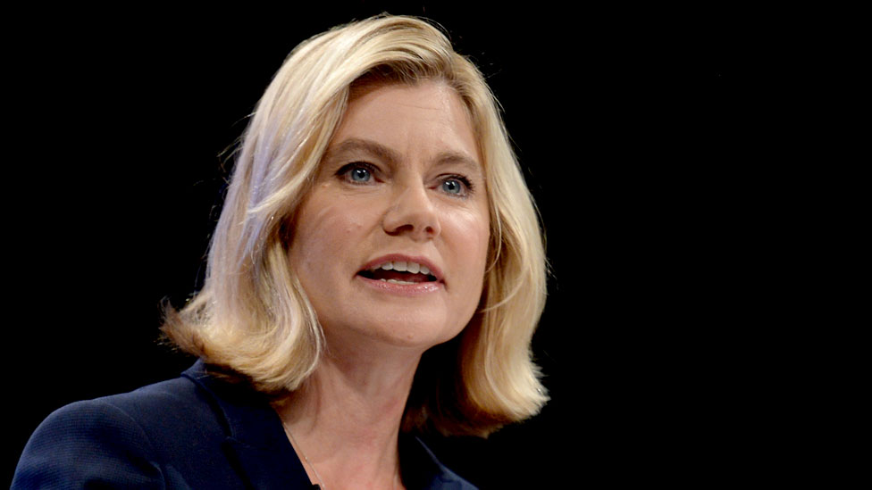 Justine Greening calls for second Brexit referendum