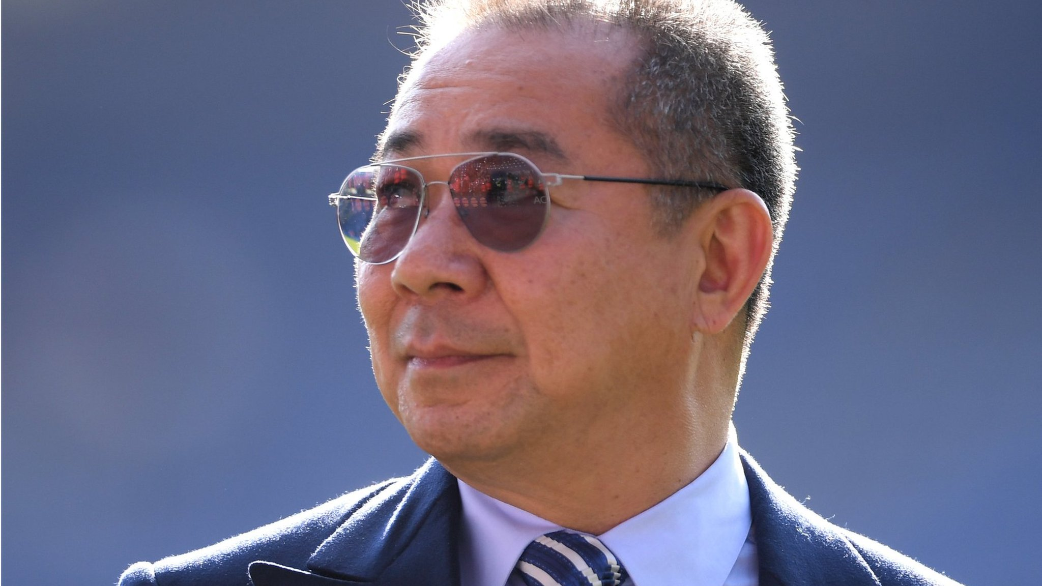 Humble and generous, but a private enigma - who was Leicester Citys owner?