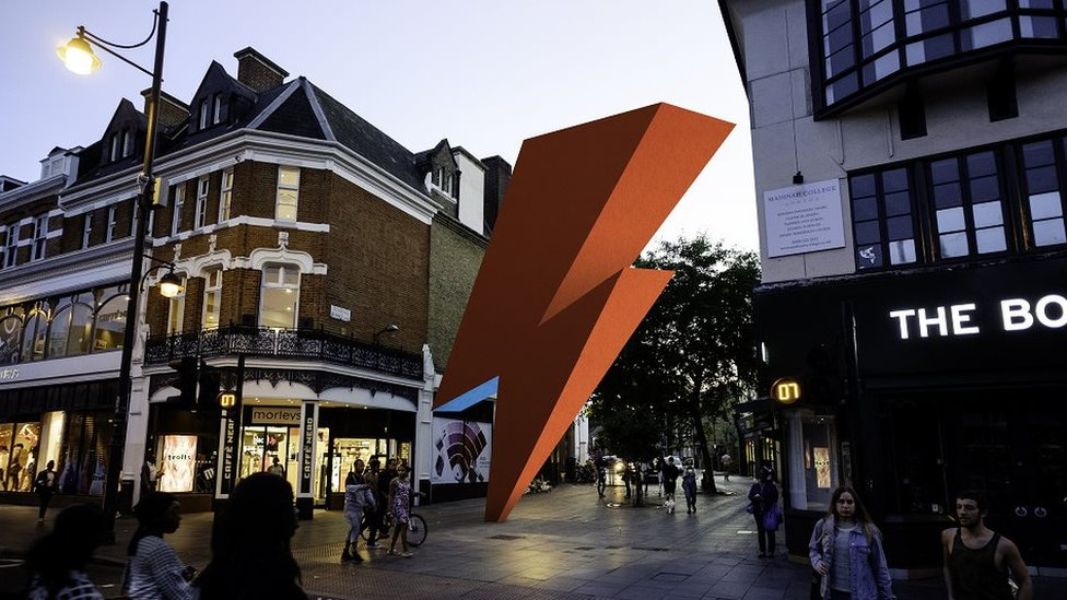 BBC News - Campaign for David Bowie Brixton memorial launched