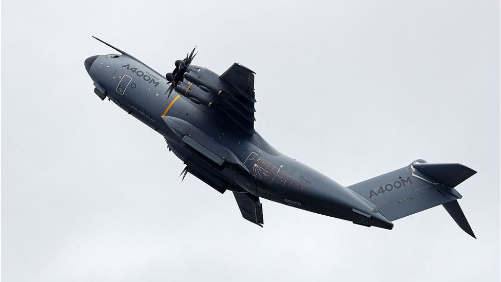 Military plane cost hits Airbus profits