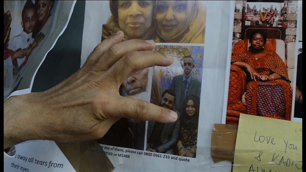 লন্ডনের গ্রেনফেল ট্রাজেডি: 'বাংলাদেশি পরিবারটির কেউই হয়তো বেঁচে নেই'