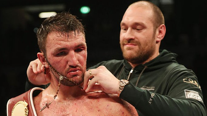 Tyson and Hughie Fury make Ukad request prompting further delay