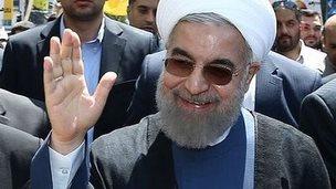 Hassan Rouhani (10/07/15)