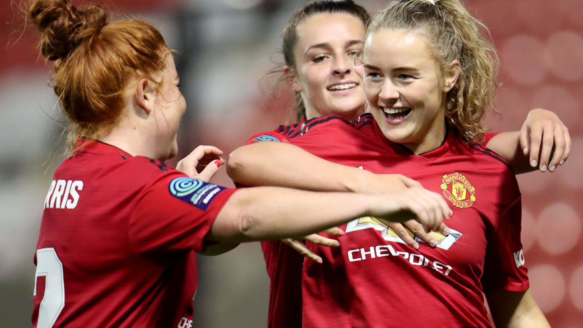 Man Utd Women could play at Old Trafford after promotion to top flight