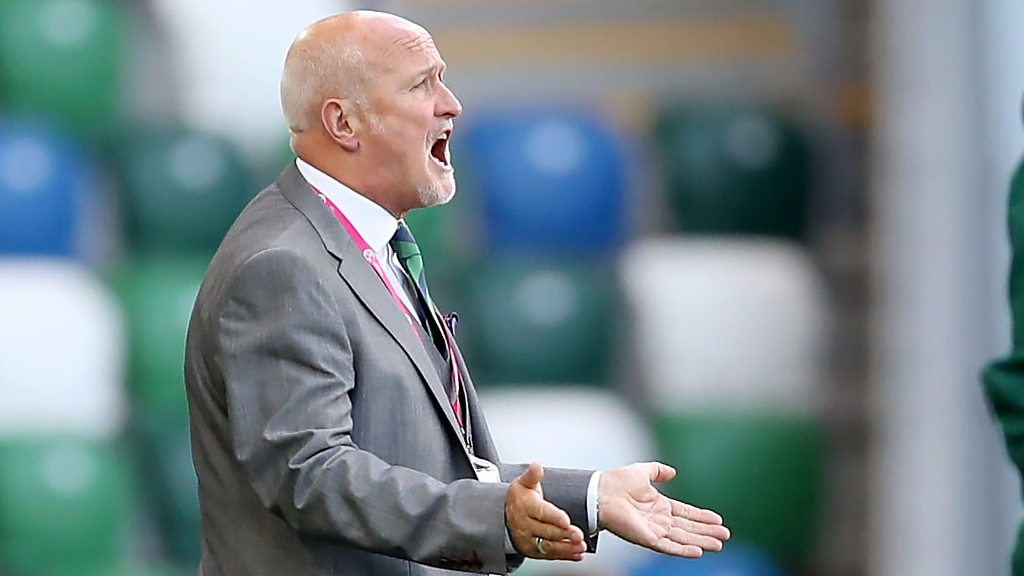 Uefa Women's U19 Championship: Wylie happy despite defeat for NI U19s