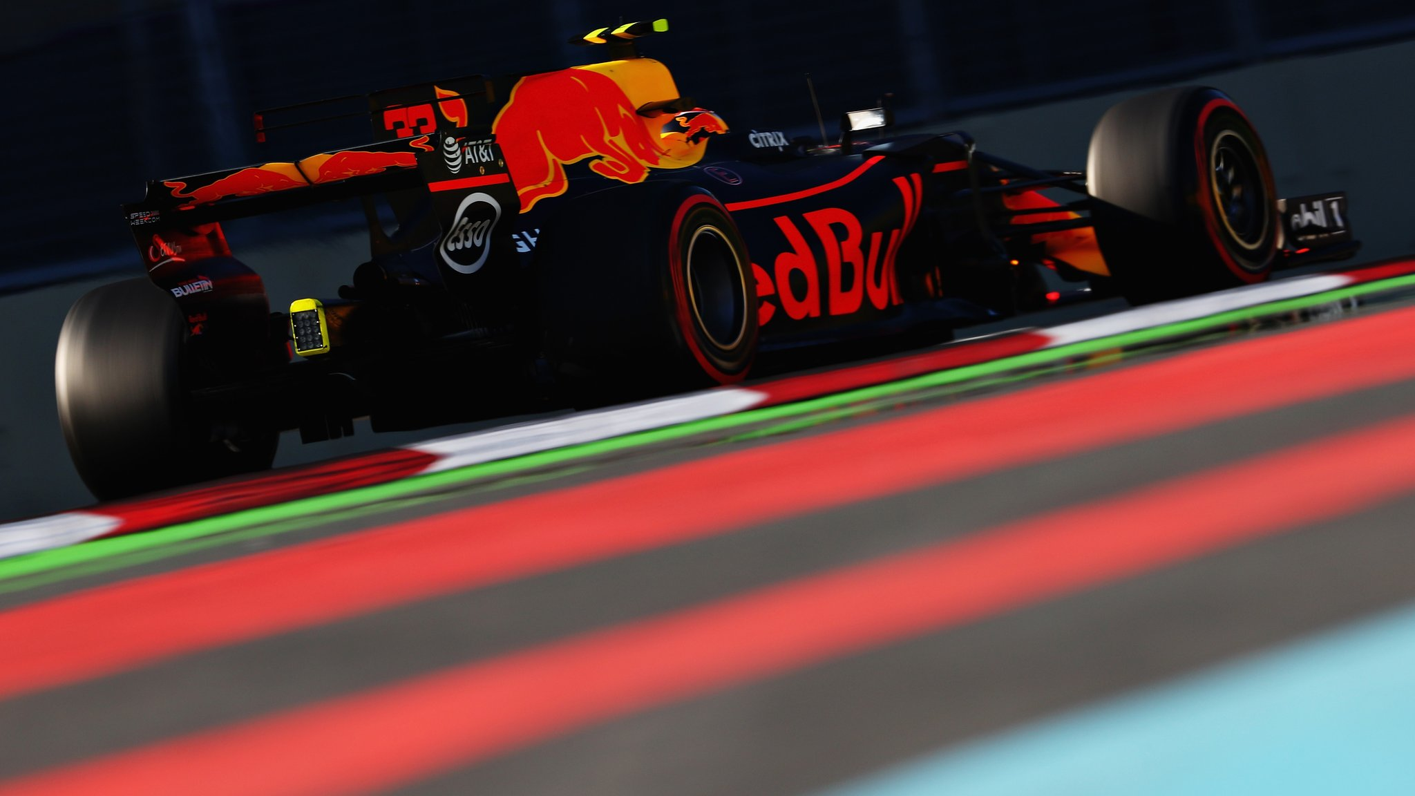 Azerbaijan GP: Verstappen quickest in second practice before crashing