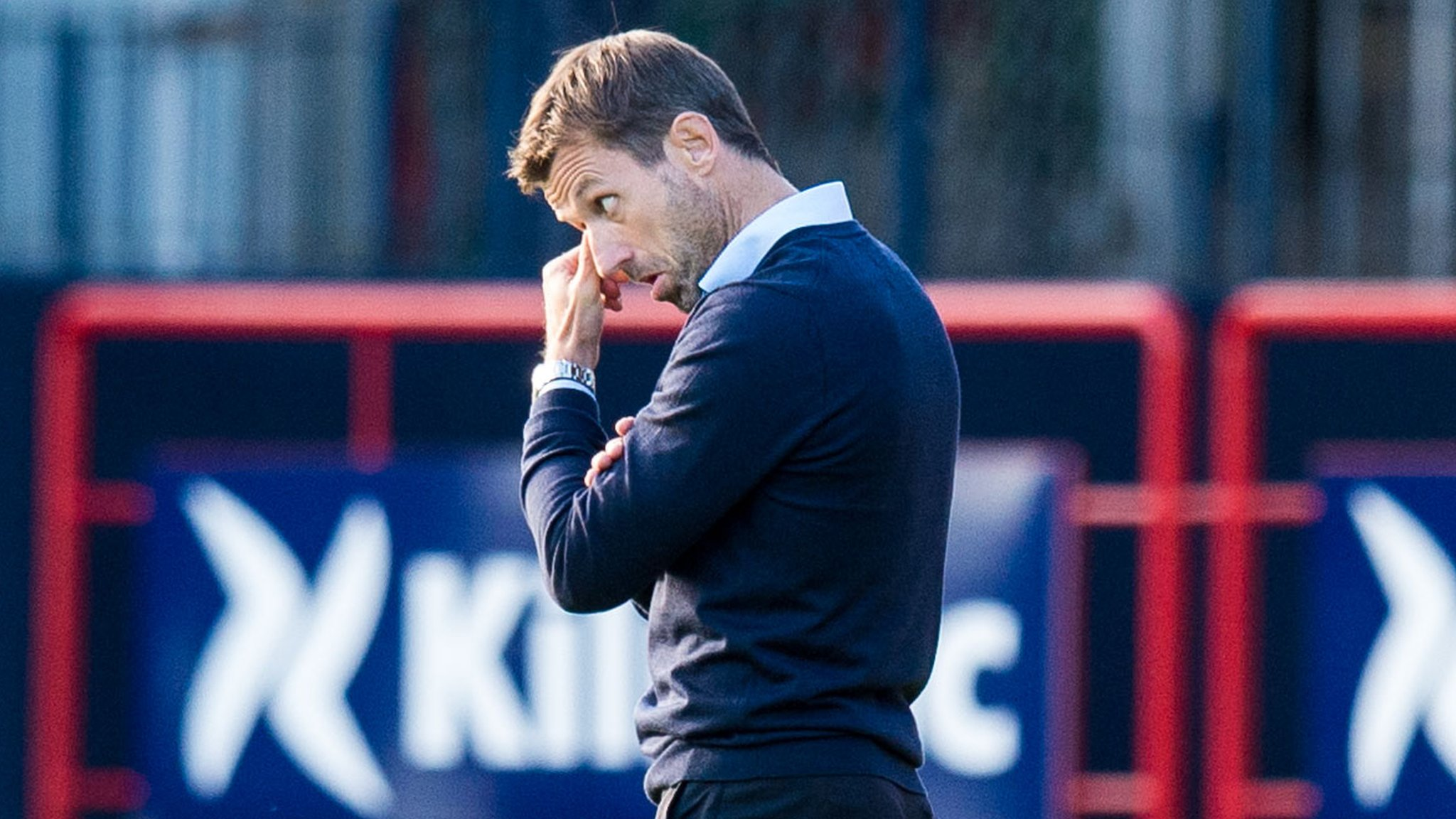 Neil McCann: Dundee plight 'sore to take', Hibs deliver 'complete performances'