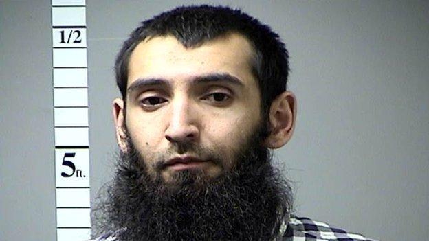 Исполнителю теракта в Нью-Йорке предъявлены обвинения