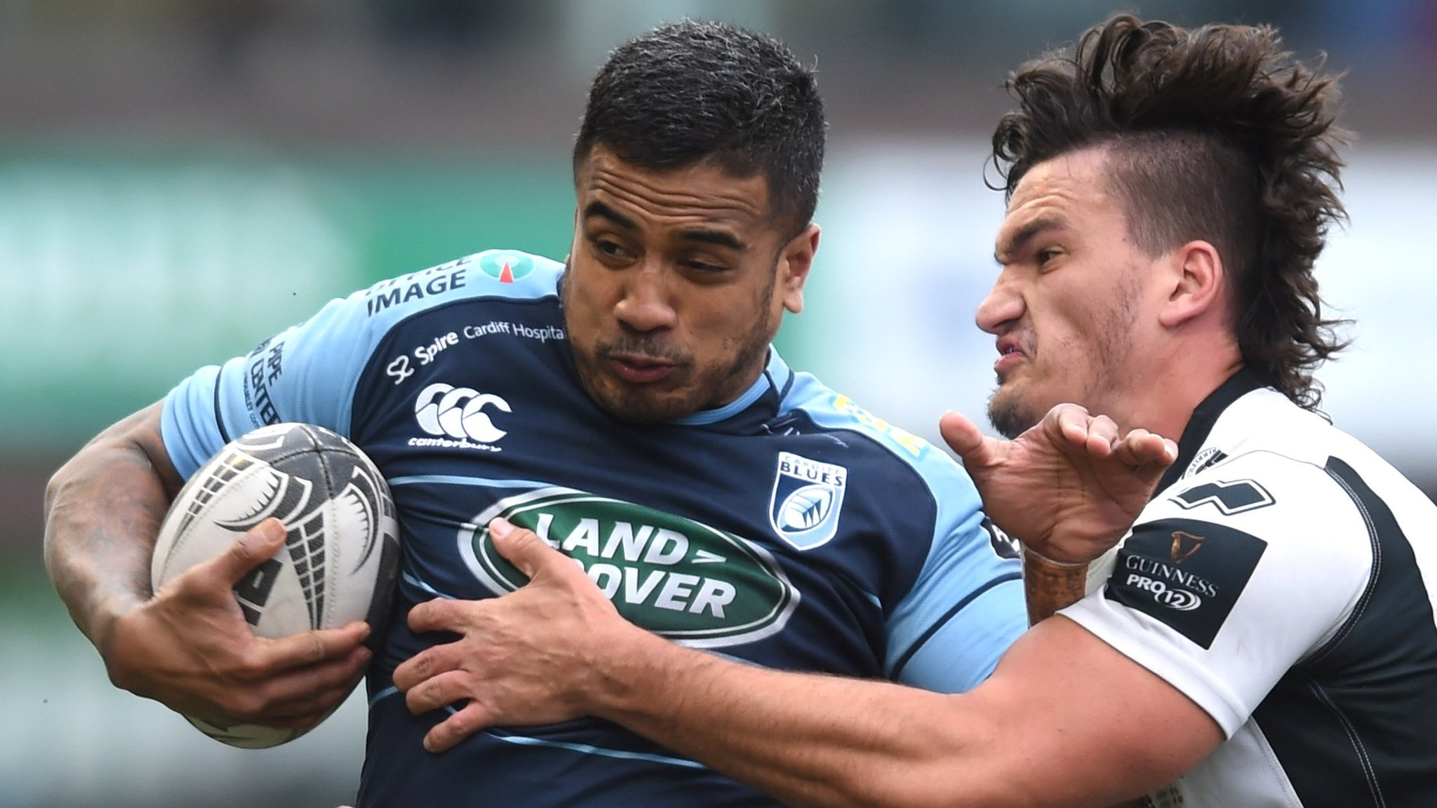 Highlights & report: Cardiff Blues labour to victory over Zebre