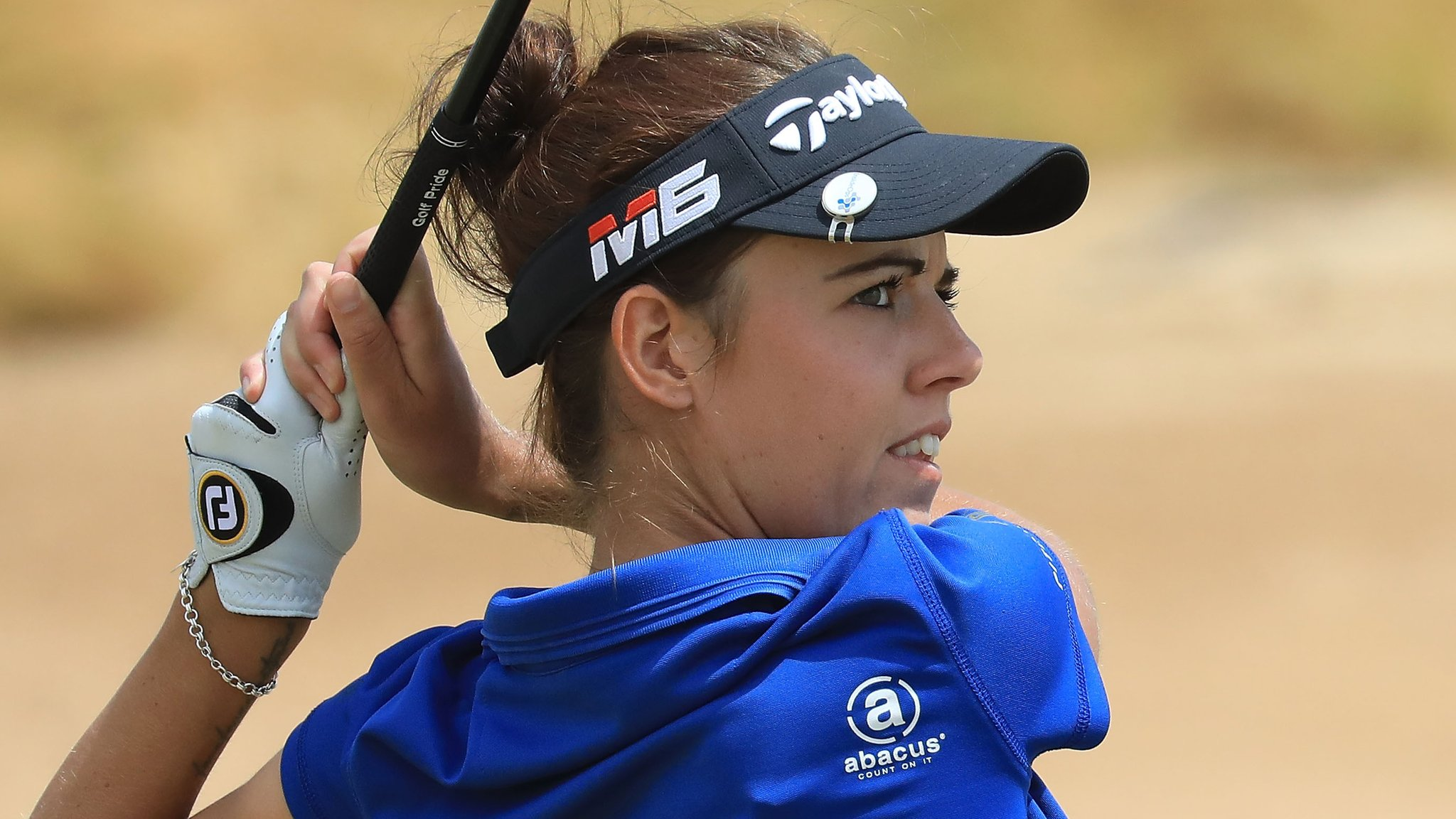 Lalla Meryem Cup: Meghan MacLaren aims to top Ladies European Tour Order of Merit