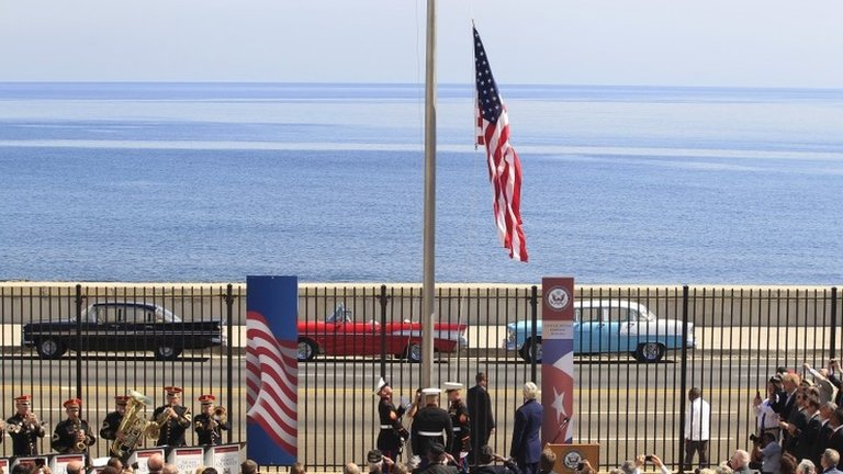 US says it is considering closing its embassy in Cuba