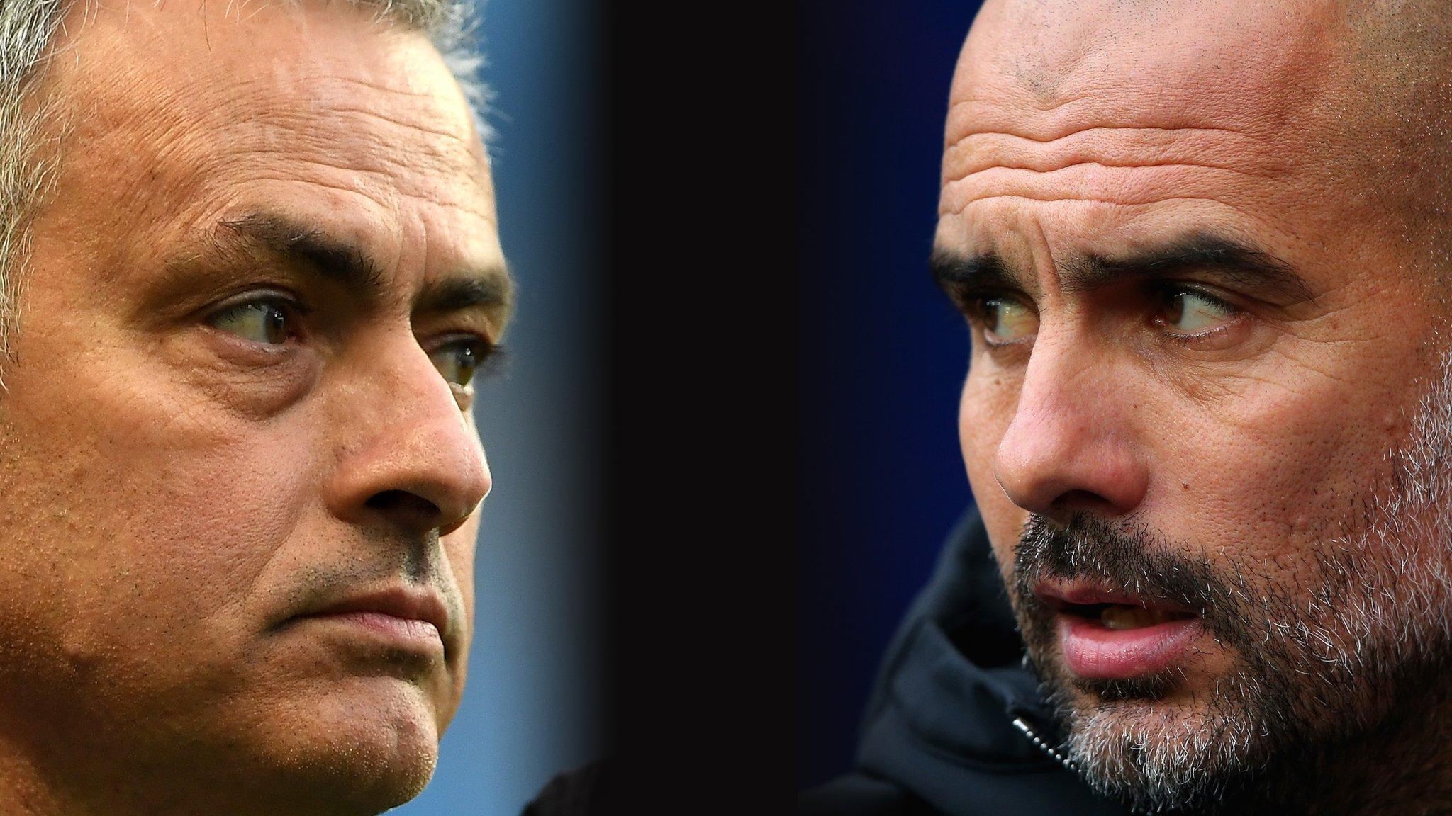 Jose Mourinho: Man Utd manager says Man City 'cannot buy class'