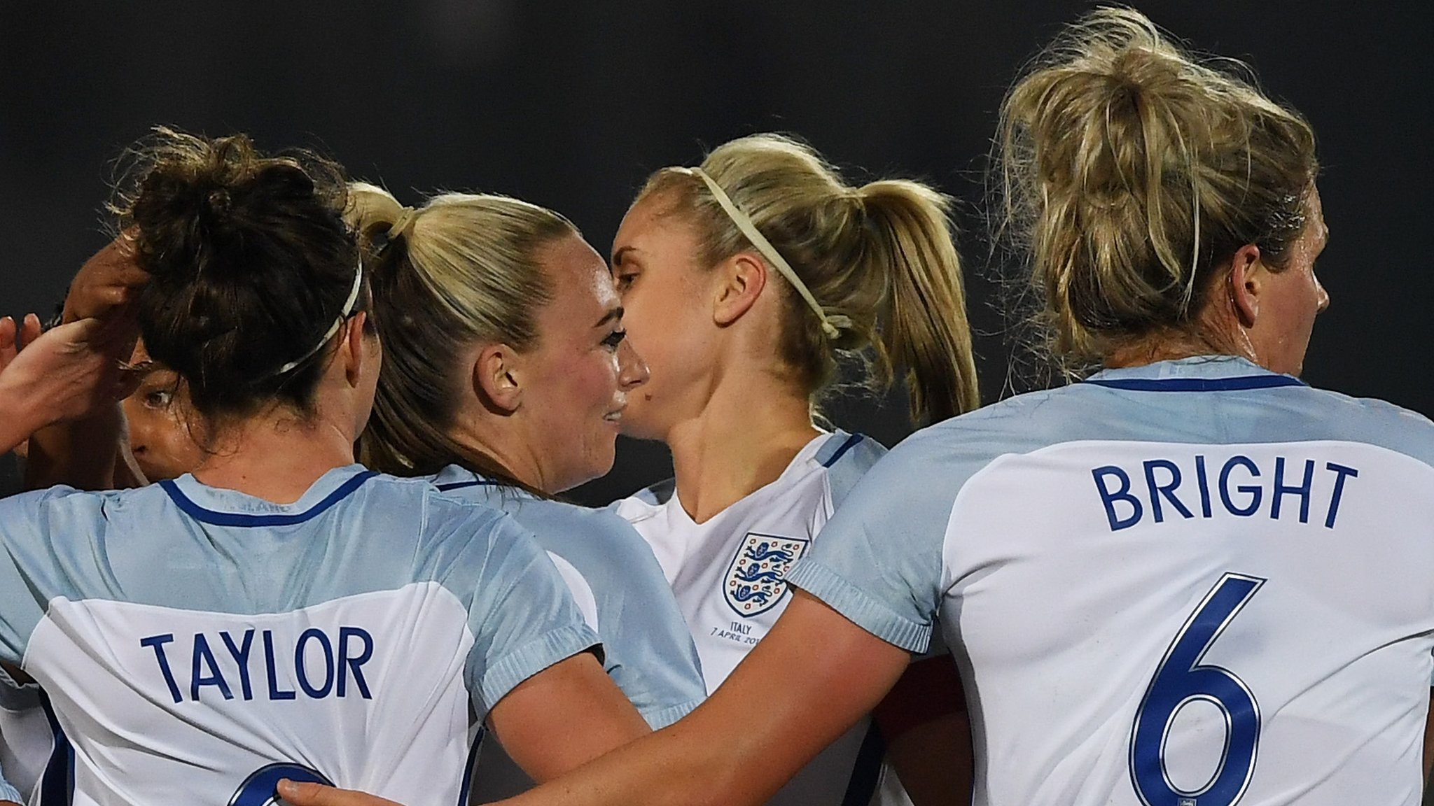 England 'working hard to be fittest team in world'