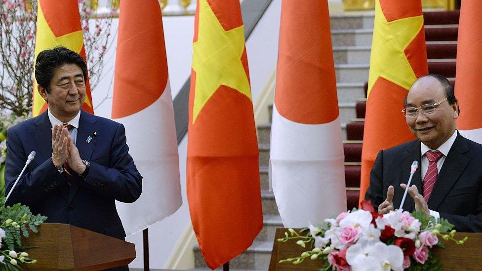 Nhật cung cấp thêm tàu tuần tra cho Việt Nam