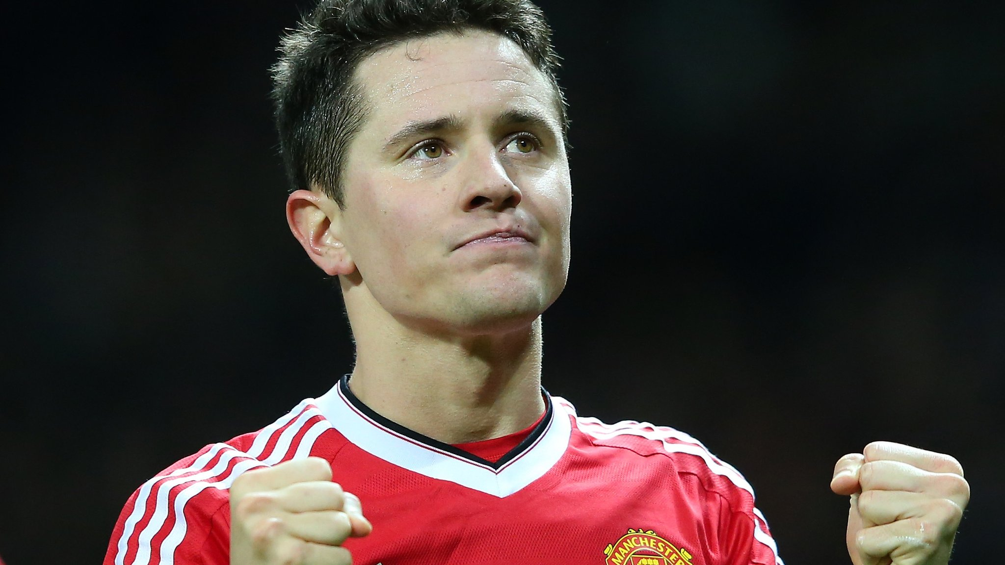 Herrera excited by chance to make history for Man Utd