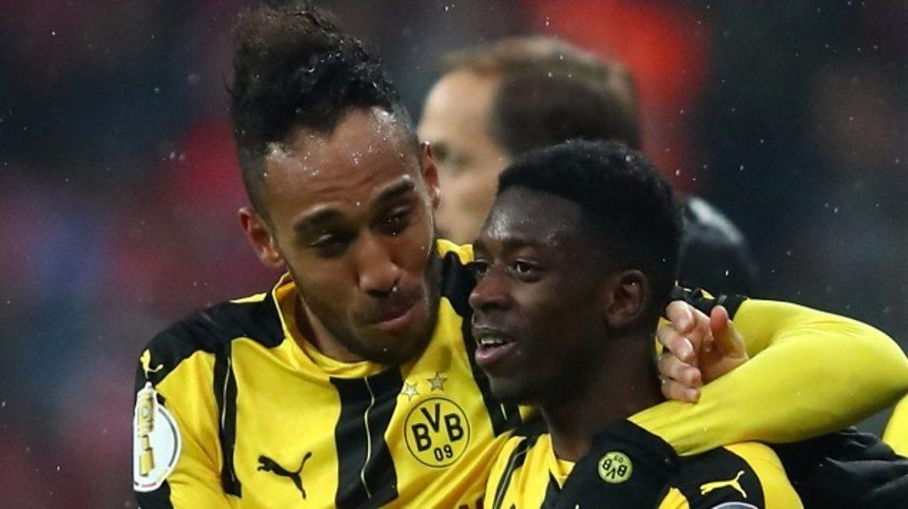 Highlights: Borussia Dortmund beat Bayern Munich 3-2 in DB Cup semi-final