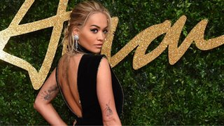 Jay Z's Roc Nation is suing Rita Ora