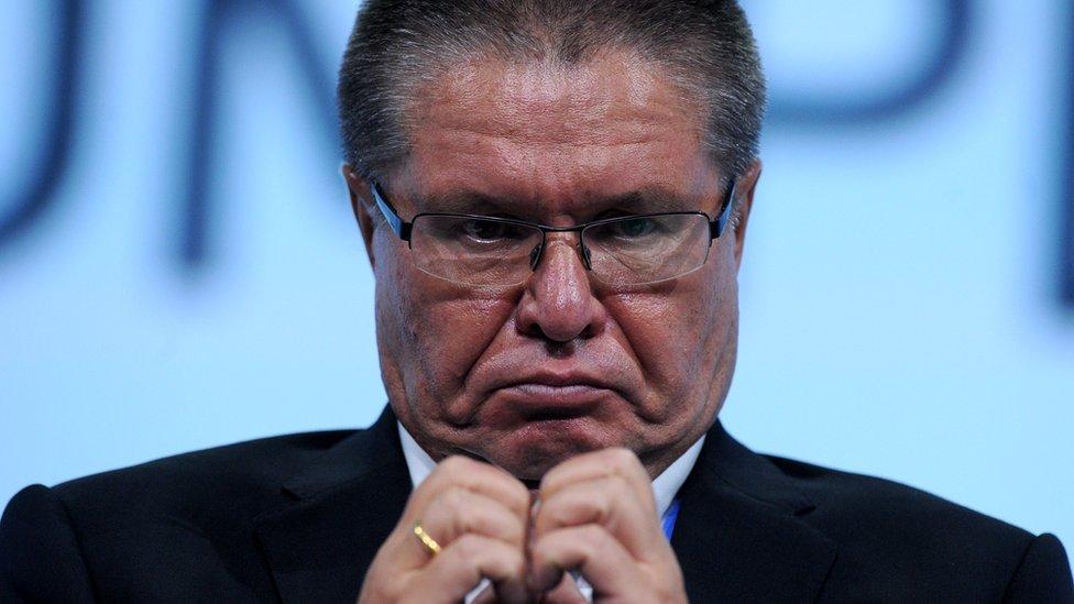 Rusya Ekonomi Bakanı'na 2 milyon dolarlık rüşvet suçlaması