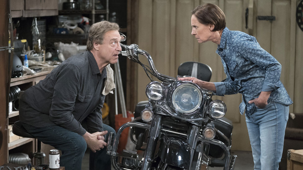 The Conners' TV audience slumps by 43% minus Roseanne