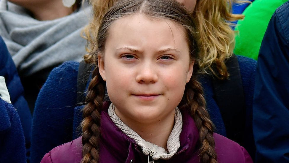 Greta Thunberg tells EU to forget Brexit and focus on ...