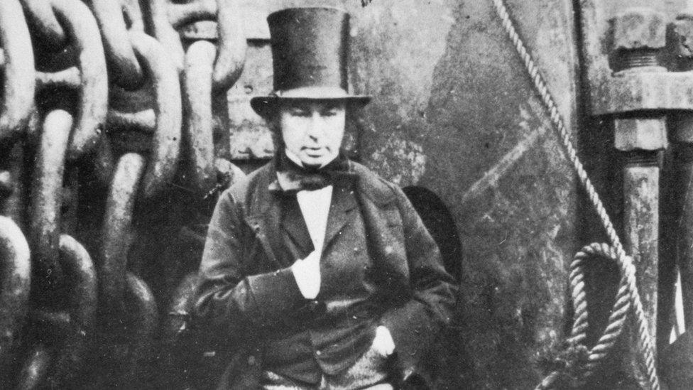 BBC News - Isambard Kingdom Brunel was star pupil, says ...