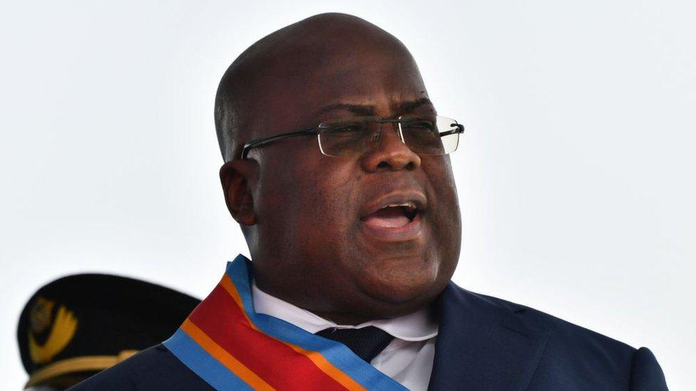 Félix Tshisekedi nomme Sylvestre Ilunga comme 1er ministre de la RDC