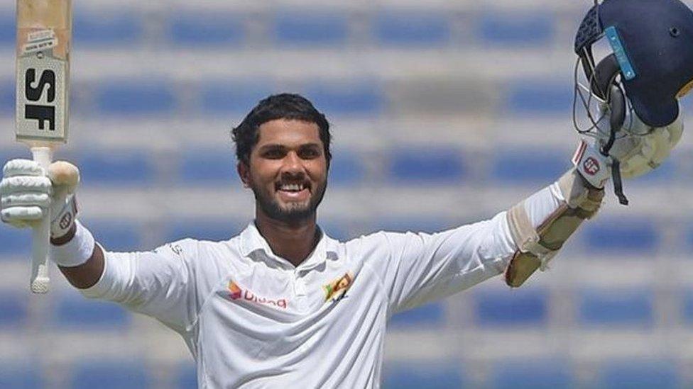 پاکستان کے خلاف سری لنکا کی فتح میں عاملہ کی دعا کا بھی ہاتھ تھا؟