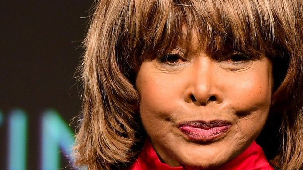 Tina Turner from hardship to happiness