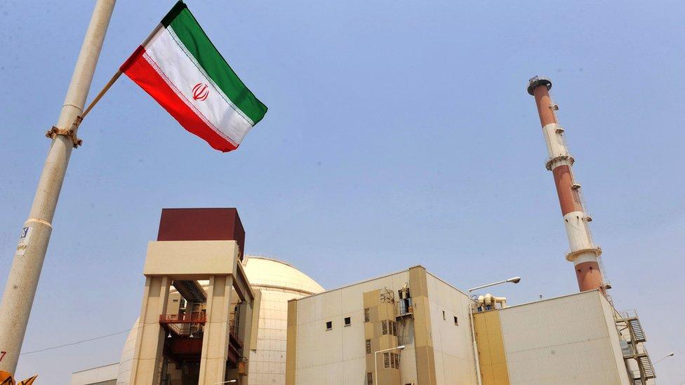 La planta nuclear de Bushehr
