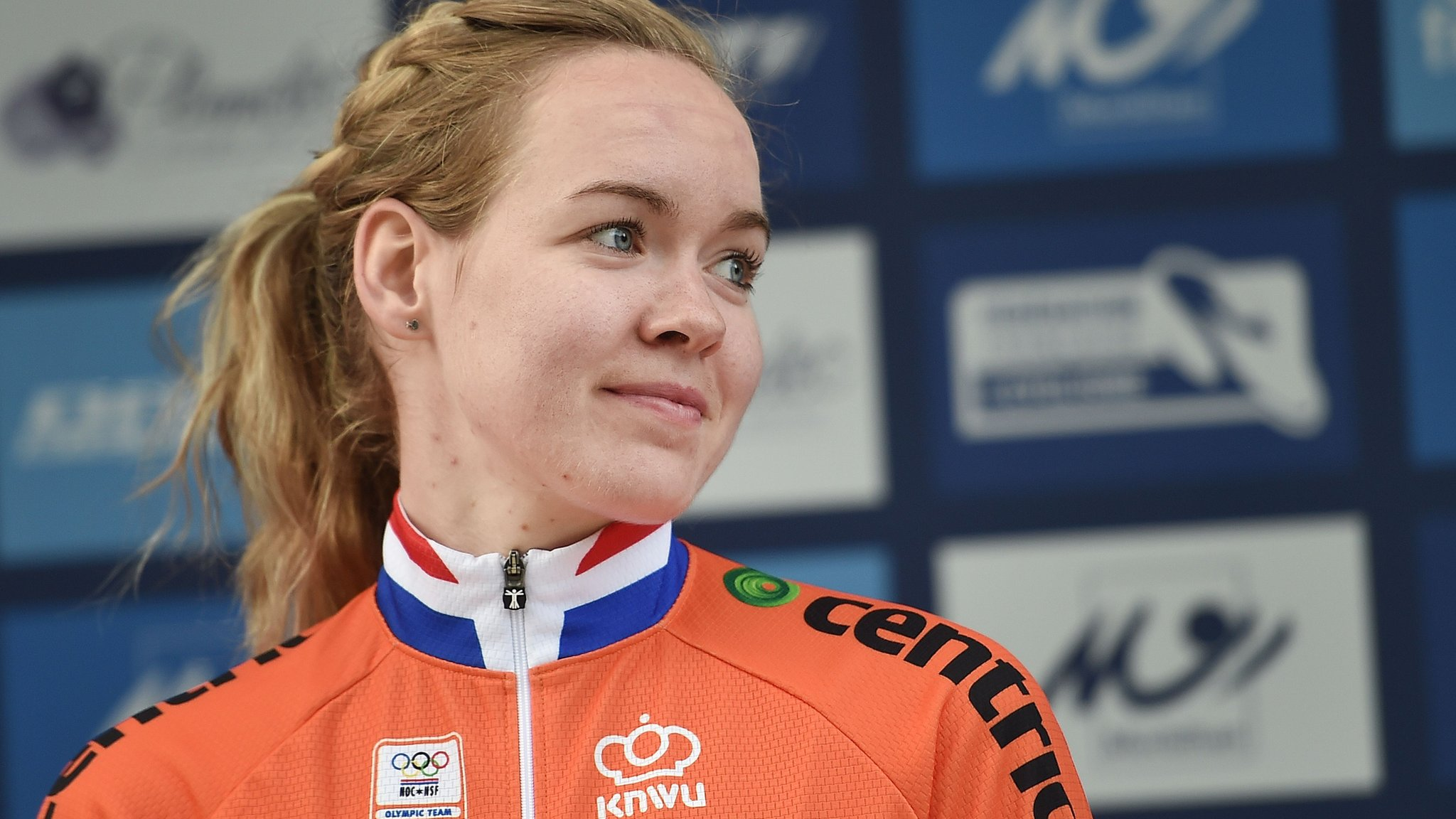 Van der Breggen to race in Yorkshire de Yorkshire