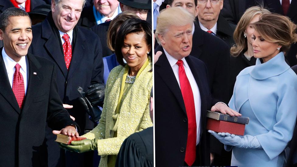 Compare 2017 and 2009