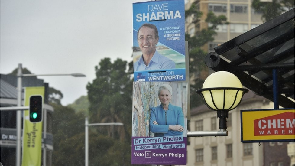 Australia government braced for Wentworth by-election defeat   BBC