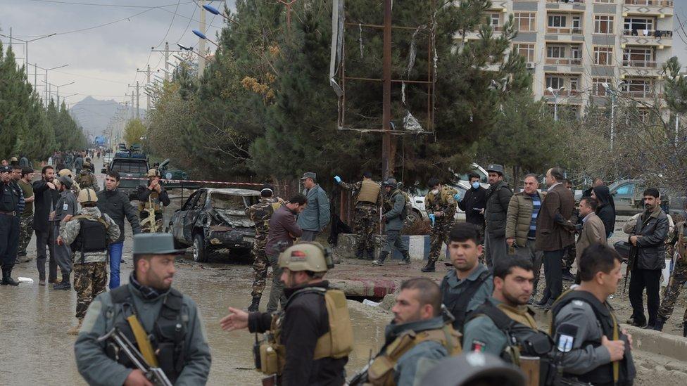 افغانستان دھماکے میں نو ہلاک، متعدد زخمی