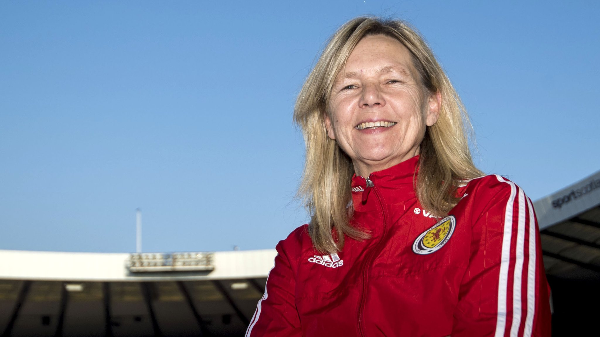 Scotland boss Signeul calls for female successor