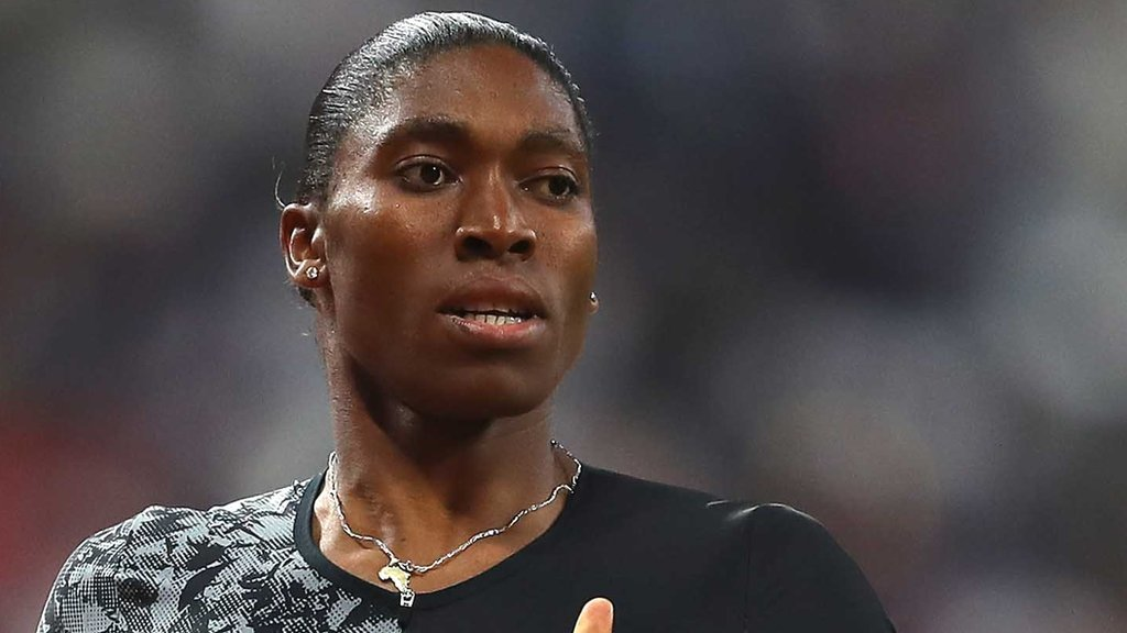 Semenya invited to run 800m in Rabat, says meeting organiser